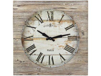 TFA 60.3030.08 - Nástěnné hodiny VINTAGE