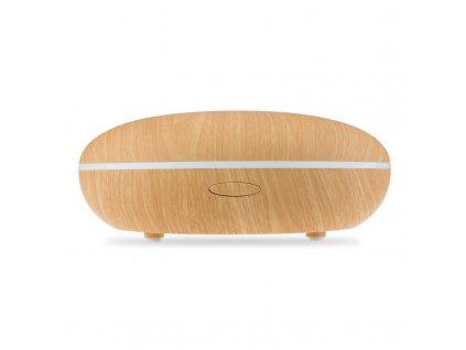 Aroma difuzér s možností osvětlení Airbi MAGIC - světlé dřevo