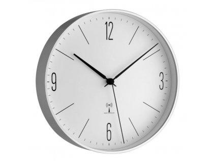 Rádiem řízené nástěnné hodiny TFA 98.1096