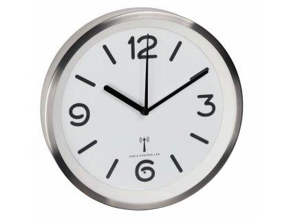 TFA 60.3535.02 - Nástěnné hodiny s rádiově řízeným časem a nočním podsvícením