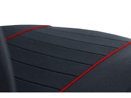 Autopotahy TREND LINE červené