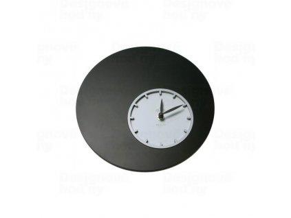 Designové nástěnné hodiny 1200 Calleadesign 26cm (20 barev) Barva bělený dub