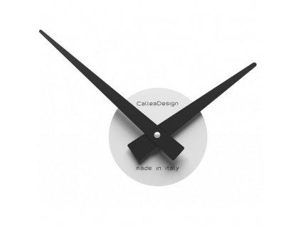 Designové hodiny 10-311 CalleaDesign Botticelli piccolo 32cm (více barev)) Barva antracitová černá-4