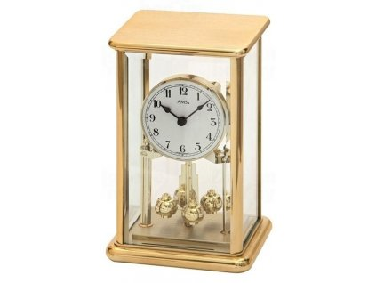 Luxusní stolní hodiny AMS 1211