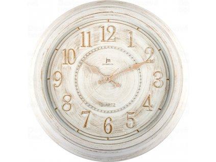 Designové nástěnné hodiny 00825BA Lowell 40cm