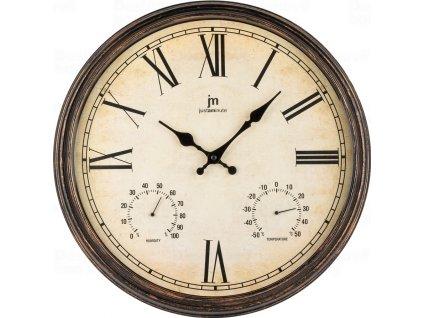 Designové nástěnné hodiny 00835M Lowell 40cm