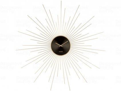 Designové nástěnné hodiny 5819 Karlsson 95cm