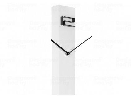 Designové nástěnné hodiny 5780WH Karlsson 90cm