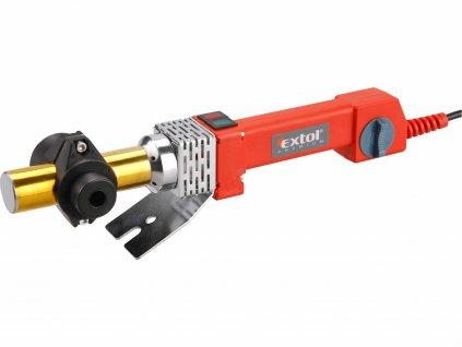 Svářečka polyfúzní, 800W, 0-300°C, PTW 80, 8897210 EXTOL-PREMIUM