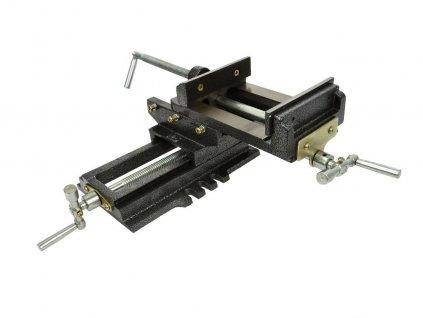 """Křížový svěrák 5"""" 125mm GEKO"""