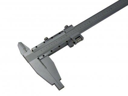 Měřítko posuvné kovové, 0-2000mm x 0,05 GEKO