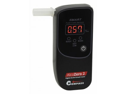 Alkohol tester AlcoZero2 - elektrochemický senzor COMPASS