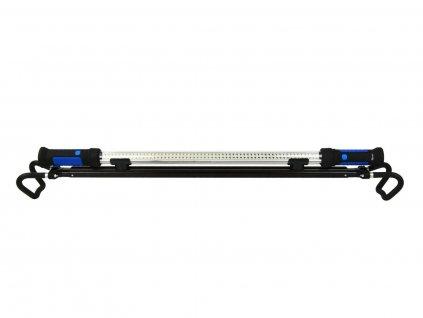 Dílenská lampa dlouhá 120LED 1,2-1,95m GEKO