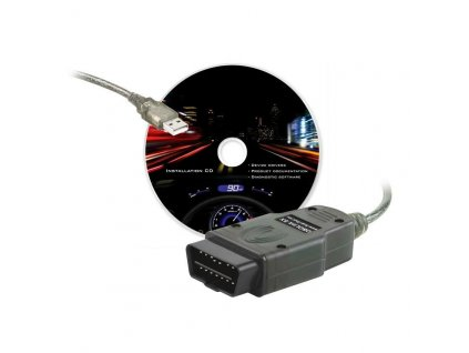 OBDLink SX diagnostika + CZ program TouchScan - 3 roky záruka SIXTOL