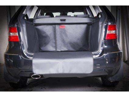 Vana do kufru VW Polo 6R od r. 2009 s rezervou pro dojezd , BOOT- PROFI CODURA