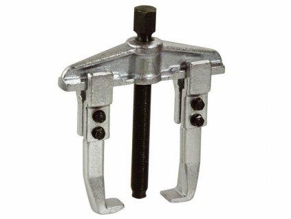 Stahovák dvouramenný, kovaný, rozpětí 150, hloubka 150mm, CrV EXTOL-PREMIUM