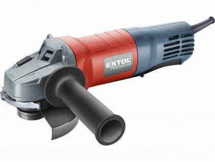 Bruska úhlová s pádlovým vypínačem, 125mm, 900W, 8892025 EXTOL-PREMIUM