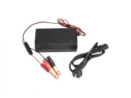Nabíječka 12V LiFePO4 baterií 8A MOTOMA