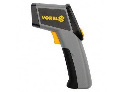 Bezdotykový infračervený teploměr, automatické vypínání, 10 pamětí, -50 až 650 °C TOYA