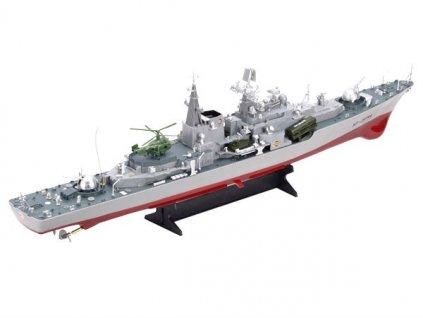 Ruský torpédoborec Sovremennyj Destroyer 956A 1/275