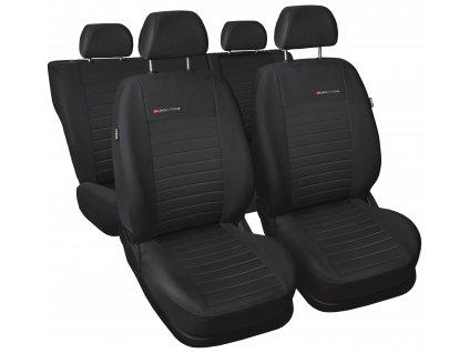 Autopotahy Seat Leon III, od r. 2012, prolis