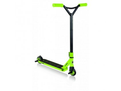 Globber Freestyle Koloběžka STUNT SCOOTER GS 540 Black / Green