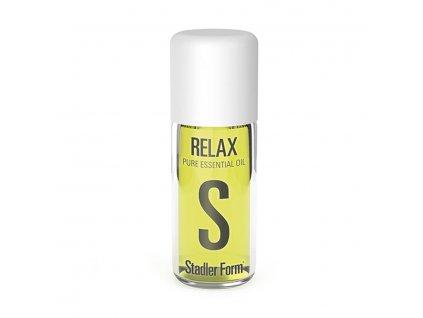 Esenciální olej StadlerForm, Relax, výťažok z kôry citrus. plodov, levandule, olej z cédrového dreva, citral, 10 ml