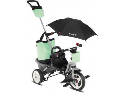 PUKY Dětská tříkolka CEET Comfort Grey