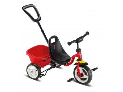 PUKY Dětská tříkolka CEET red