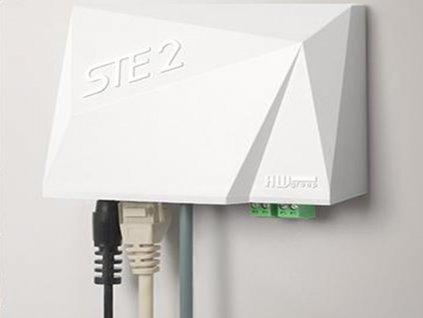 STE2 R2 - wifi a ethernetový teploměr s DI vstupy HW group