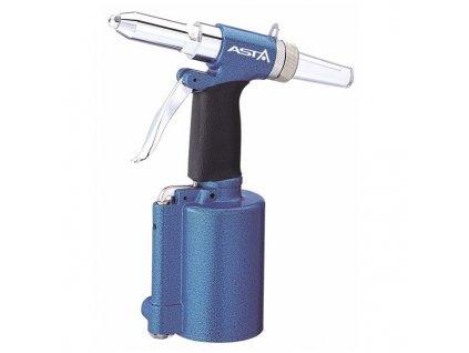 Pneumatická nýtovačka na trhací nýty, 2.4 - 4.8 mm - ASTA
