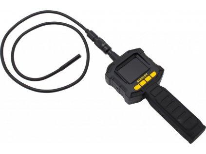Inspekční kamera, endoskop s LCD displejem, kabel 90 cm - STANLEY STHT0-77363