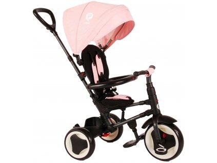 Volare Dětská tříkolka, Tricycle Rito Deluxe, růžová