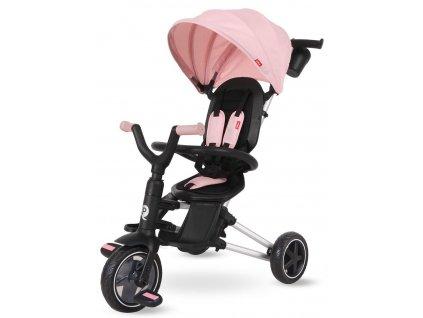 Volare Tříkolka QPlay Nova - Pink