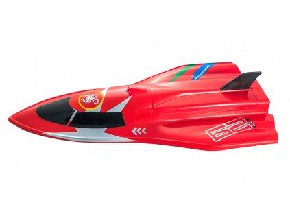 Razer Speed Boat 2,4 GH Červený