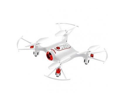 Syma X20W, WiFi kamera, barometr, kompas, autostart a přistání, skvělé letové vlastnosti