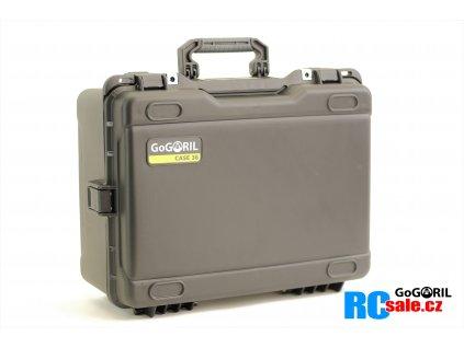 G36 profi set kufr G36+UNI výstelkou černý
