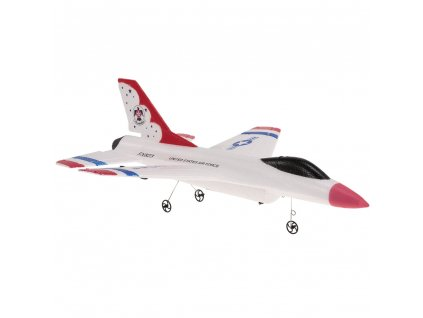 General Dynamics F-16 Fighting Falcon RC letadlo 2ch 2,4 Ghz