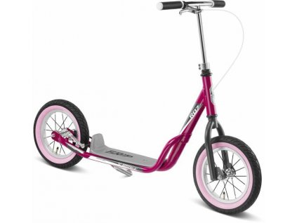 PUKY Koloběžka Scooter R 07 L Berry