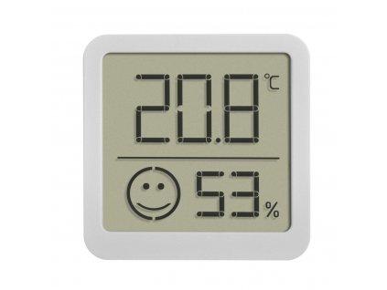 TFA 30.5053.02 - Digitální teploměr s vlhkoměrem - bílý