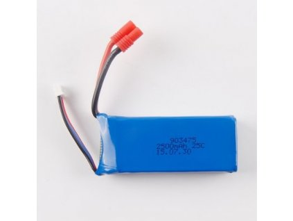 Náhrádní akumulátor pro Syma X8C a X8W 7,4V 2000mAh