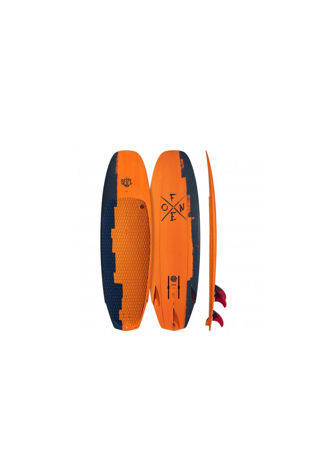 Foilboard kite slice flex convertible 650x650
