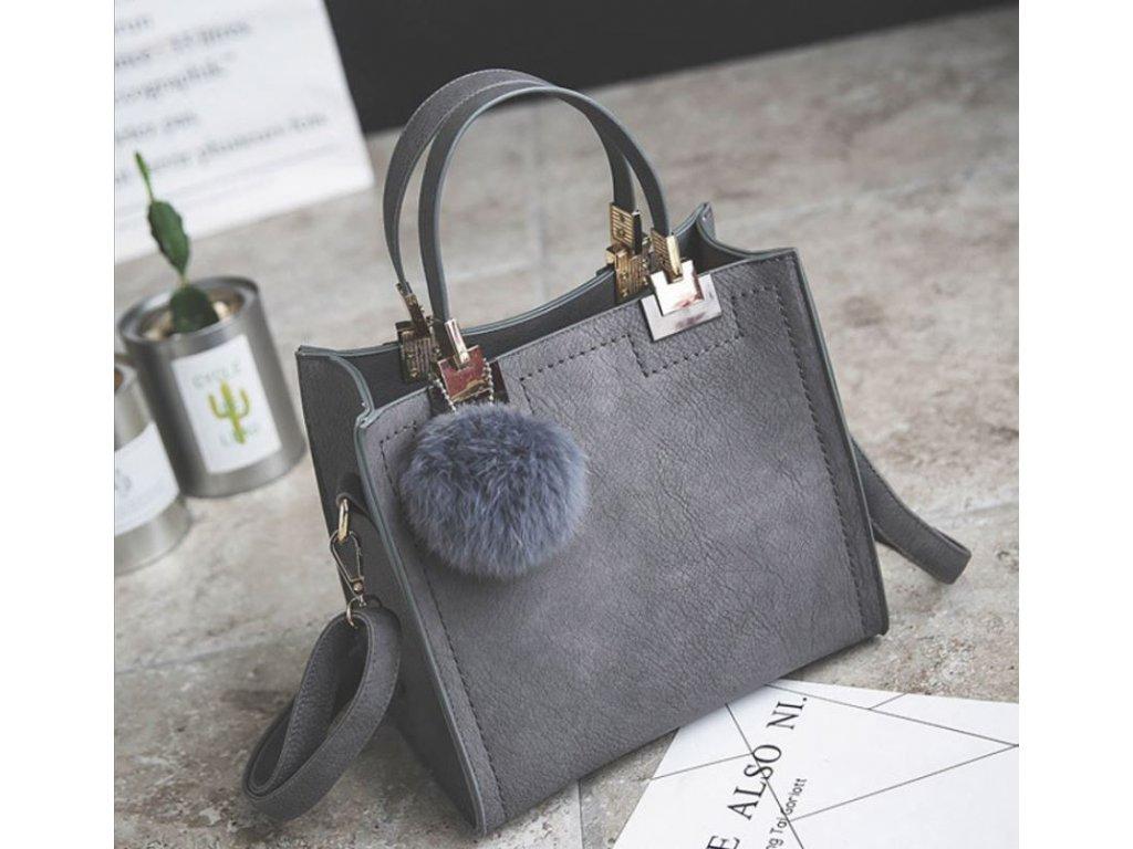 ... Dámské luxusní kabelky do ruky nebo přes rameno 4 barvy- Vhodný jako  dárek k Vánocům ... e1abc7b332a