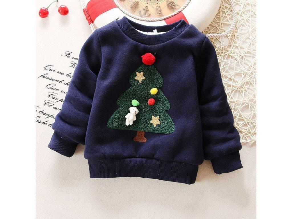 Dětské oblečení- hřejivý zimní svetr pro chlapce a dívky s Vánočním motivem  - VÝPRODEJ SKLADU ... ac7fbbfb34