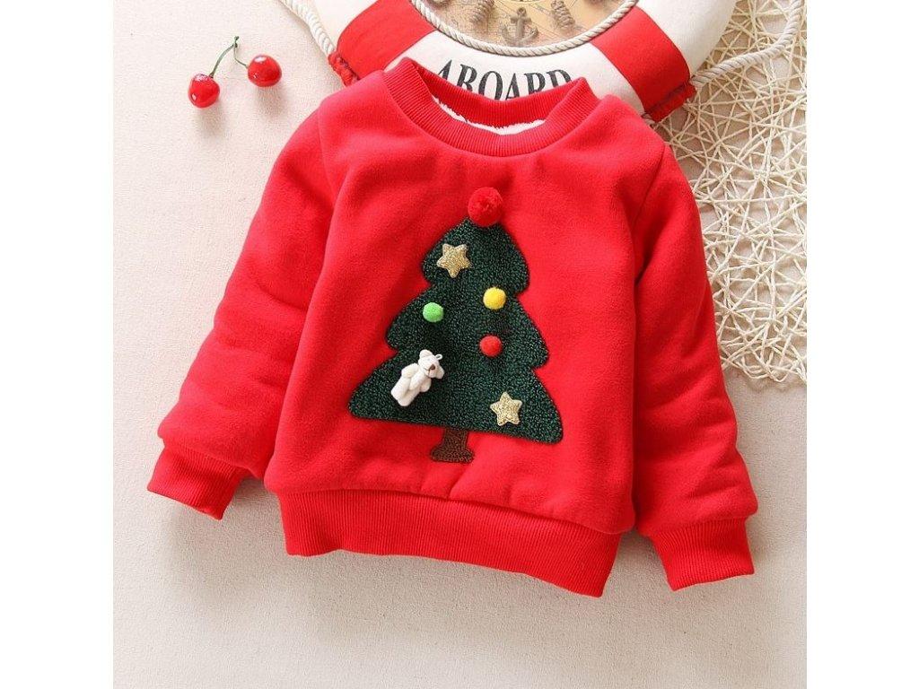 ... Dětské oblečení- hřejivý zimní svetr pro chlapce a dívky s Vánočním  motivem - VÝPRODEJ SKLADU ... b4c94daed5
