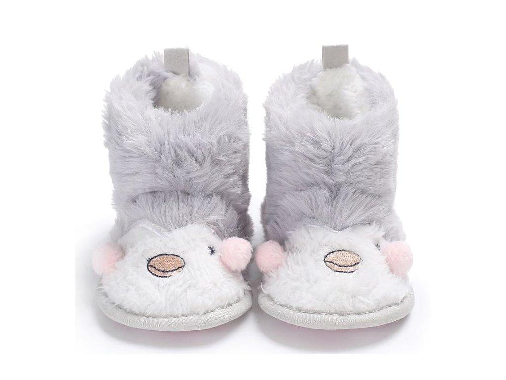 ... Dětské boty- teplé zimní válenky s kožíškem do kočárku 3 varianty ... ecd99bdae4
