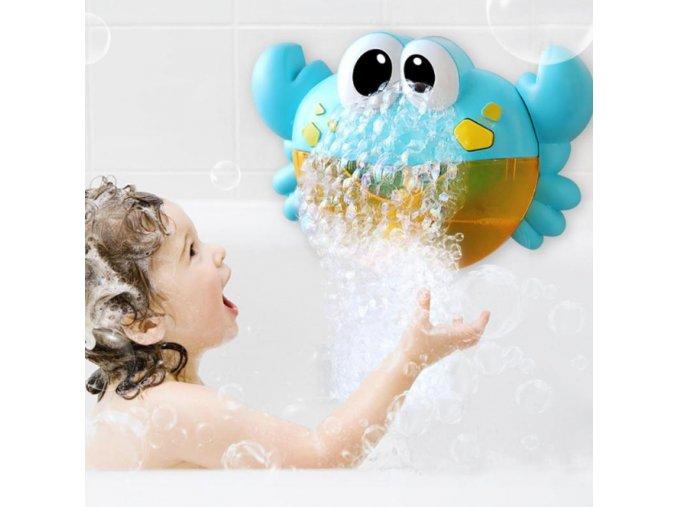 Pro děti- vodní hračka, bublifuk do vany- více druhů