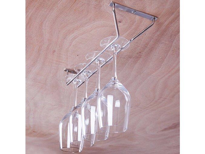 Kuchyně- Držák, věšák na skleničky 3 velikosti