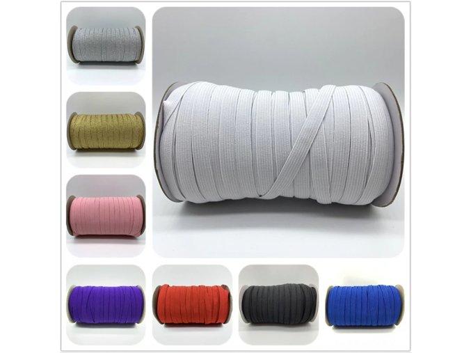 Guma, prádlová pruženka kulatá 450cm