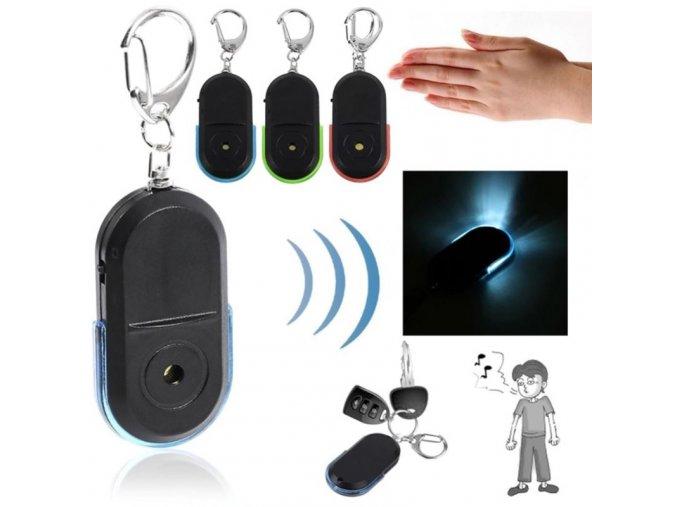 Alarm - bezdrátový přívěšek na vyhledávání klíčů - výprodej skladu - vánoční dárek